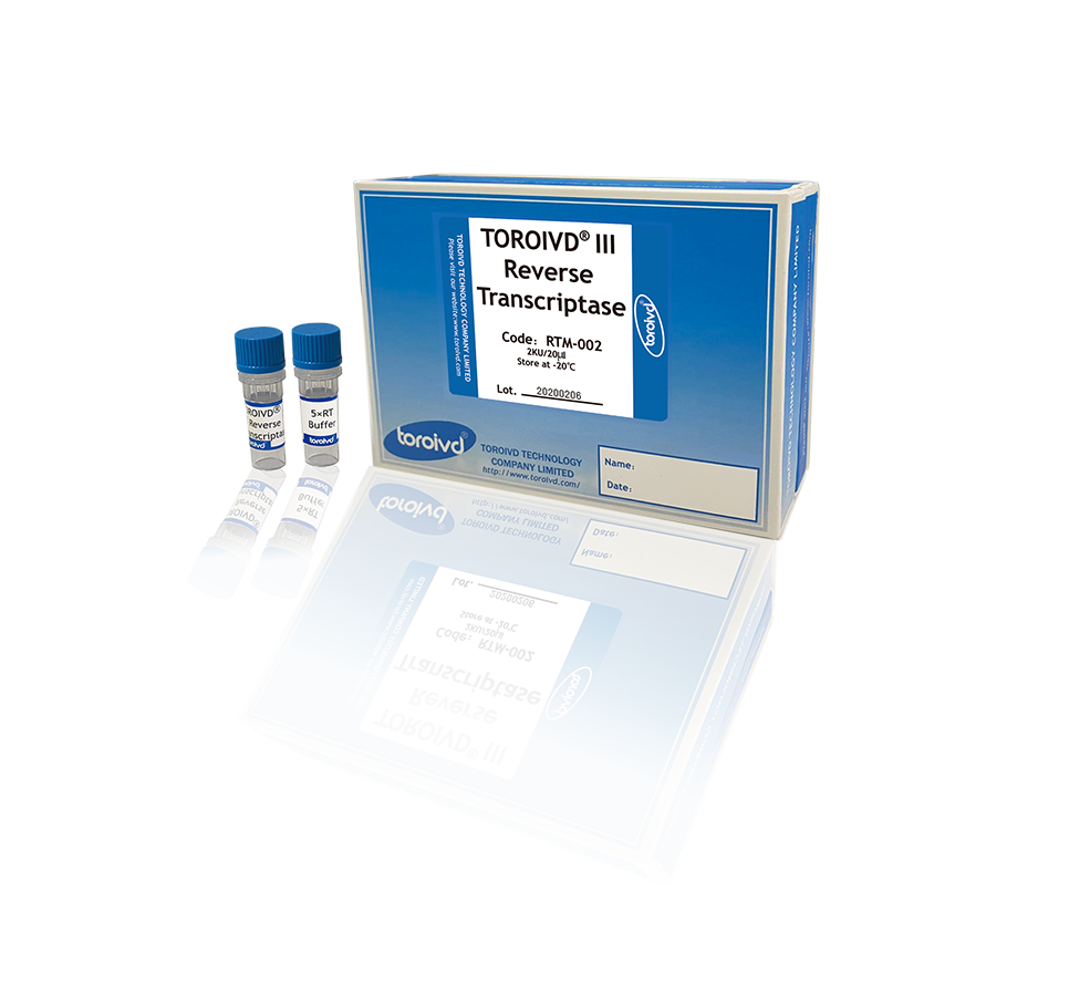 TOROIVD® III Reverse Transcriptase
